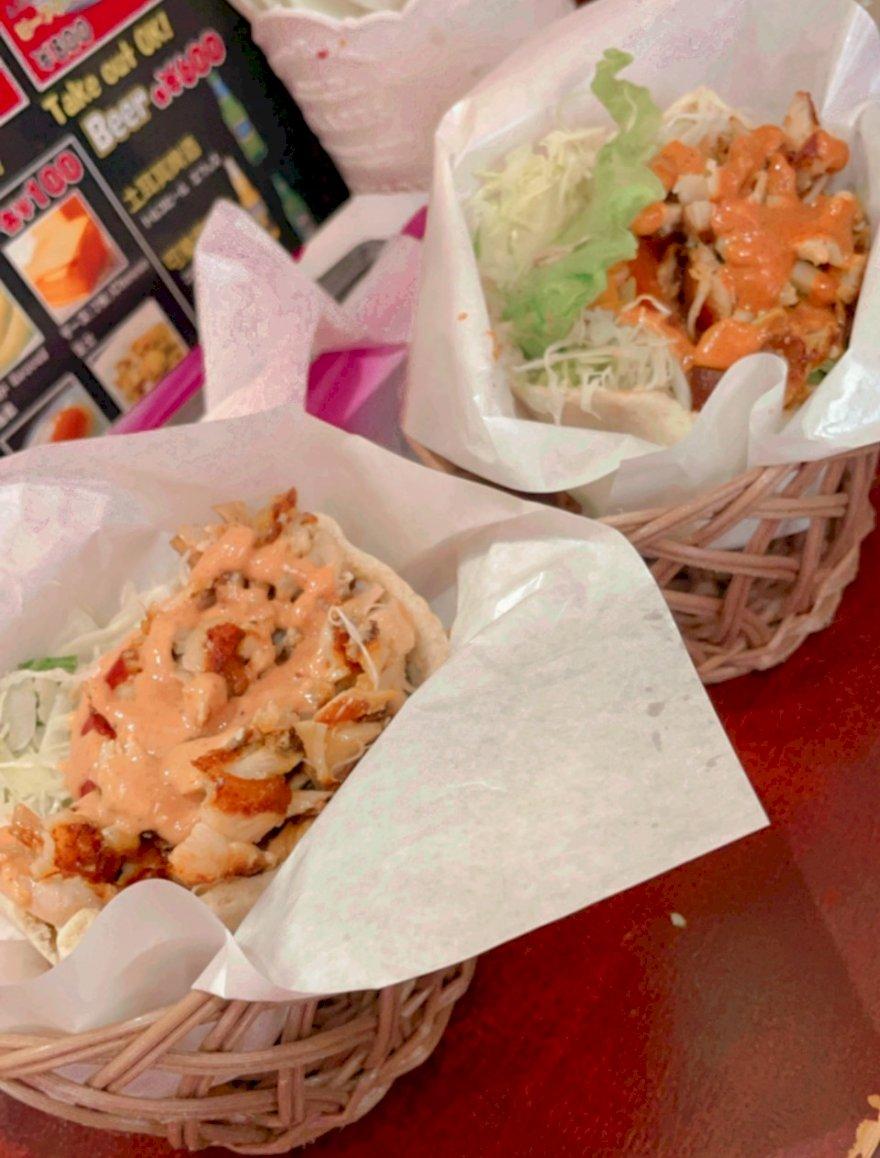 Kebab Halal at Shimokitazawa